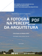 000852434.PDF a Fotografia Na Percepção Da Arquitetura Tese UFRGS