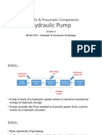 Lect 3 Hyd-pumps