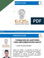 Auditoria HACCP II