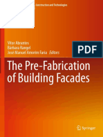 [Building Research_ Design, Construction and Technologies] Vitor Abrantes, Bárbara Rangel, José Manuel Amorim Faria (Eds.) - The Pre-Fabrication of Building Facades (2017, Springer International Publishing)