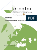 Romansh in Switzerland