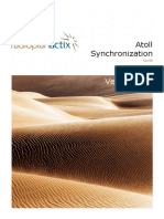 Actix Radioplan Atoll Synchronization Guide 38
