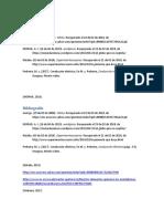 Bibliografia Proyecto