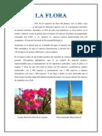 La Flora Peruana