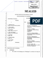 US v. Backpage Unsealed Indictment - March 25, 2018