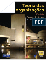 Garenth R. JONES, Teoria das Organizações  2010