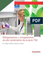 TSX Ref Frz Brochure_ES