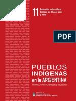 Fascículo 11 Educación Intercultural Bilingüe en Chaco Toba Qom y Wichí
