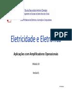 Introdução Amplificador Operacionais.pdf