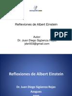 reflexiones-albert-einstein.ppt