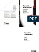 Varios autores - Femicidios e impunidad.pdf