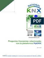 MyKNX Preguntas Frecuentes