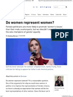 Do Women Represent Women_ _ International Politics and Society - IPS