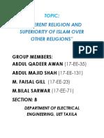 Islamiat Project.docx