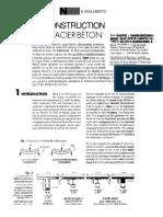 Manuel Calcul Construction Mixte Acier-béton