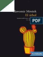 El Arbol - Slawomir Mrozek