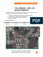 Diseño Vial Urbano Gallardo
