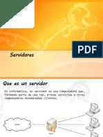 Servidores - Sesión 01