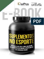 eBook Suplementos Esporte