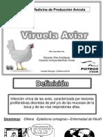 Viruela-aviar