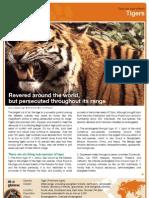 Wwf Tiger Factsheet 2010 1