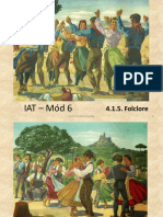 IAT Mód 6 - Folclore