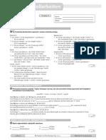 Infos 2 Kontrollarbeit K2 A