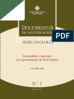 John Trujillo Trujillo - Intercambio y Mercado en El Pensamiento de Karl Polany