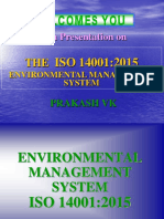 Iso 14001 Awareness