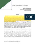 Sobre a noção de etnocídio com especial atenção ao caso brasileiro