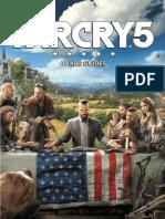 Far Cry 5 Prima Guide 2018 (Collectors Edition)