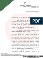 La Cámara Federal de Casación resolvió competencia y pidió celeridad en juicios por corrupción y lavado de activos