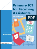 [John Galloway] Primary ICT for Teaching Assistant(BookFi)