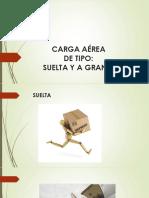 CARGA AÉREA DE TIPO SUELTA Y A GRANEL.pptx