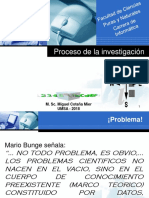 5. Proceso de La Investigacion