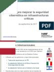 NIST Presentation on Cybersecurity Framework 20170920.en.es