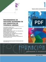 Procedimiento de solución autónma de los conflictos de violencia laboral .pdf