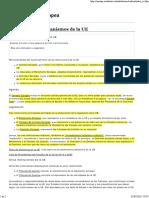 EUROPA - Instituciones y Organismos de La UE