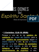 Los Dones Del Espiritu Santo Power Point 2016