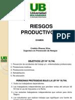EXAMEN RIESGOS PRODUCTIVOS