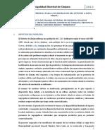Estudios de Residuos Solidos Chojata Iinfo