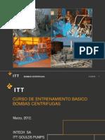 Bombas Centrifugas - 2012