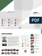 ZKTeco Catalogue