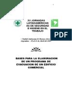 Bases Elaboracion Prog. Evacuacion Ed.comerc.