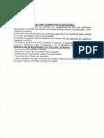Requisitos Inscripcion Caja Nacional de Salud