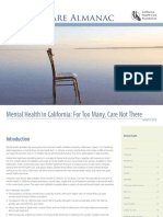 Mental Health California 2018