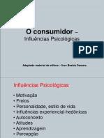 5- influências psicológicas
