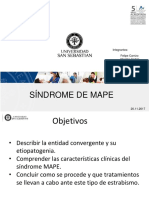 06 Síndrome de MAPE
