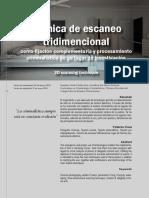 Articulo09 Tecnica de Escaneo 3D Como Fijacion Complementaria y Procesamiento Criminalistico de Un Lugar de Investigacion