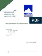 Diagnosticos de Enfermeria en Salud Mental